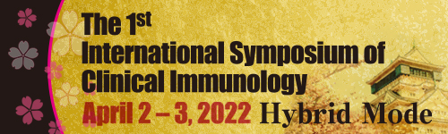 The 1st International Symposium of Clinical Immunology